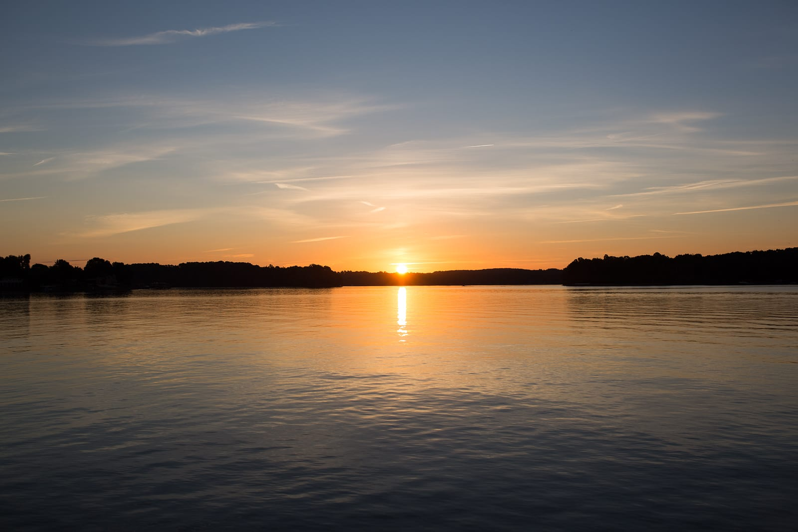 Enjoy Breathtaking Sunsets from Carolina Hideaway