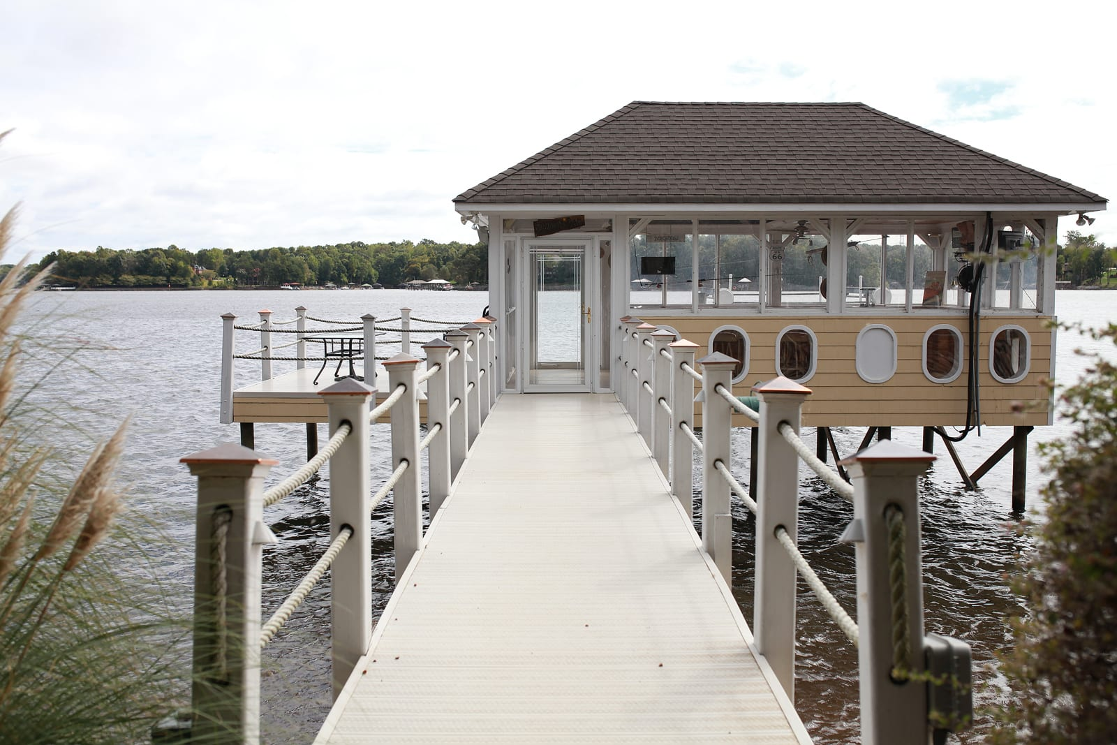 Lake Norman Rental - Boat Dock