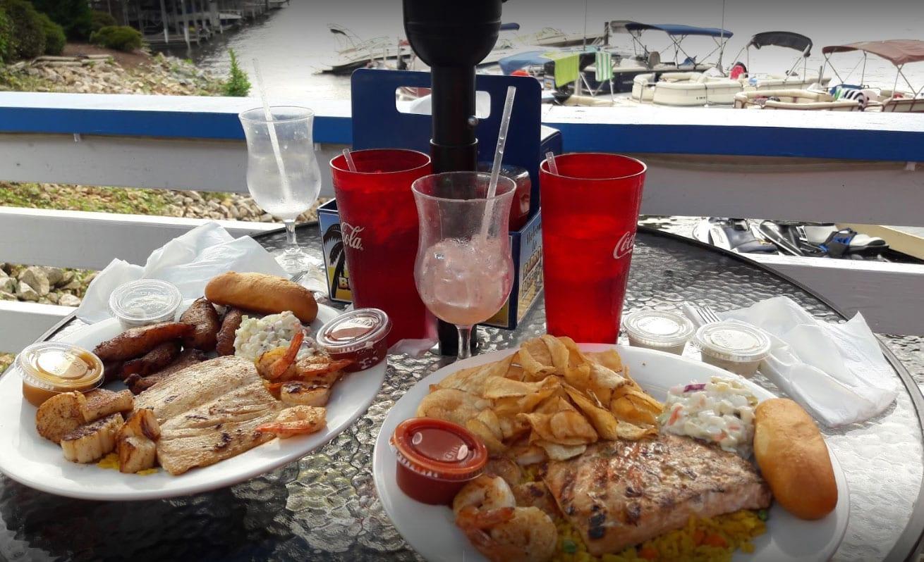 Boathouse Restaurant Lake Norman